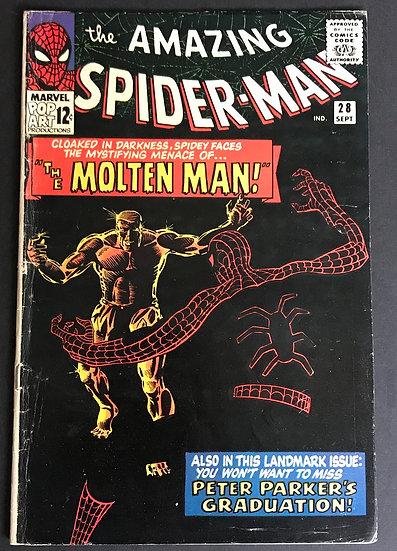 Amazing Spider-Man 28 VG/FN