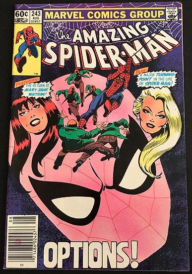 Amazing Spider-Man (Marvel) #243 VF/NM