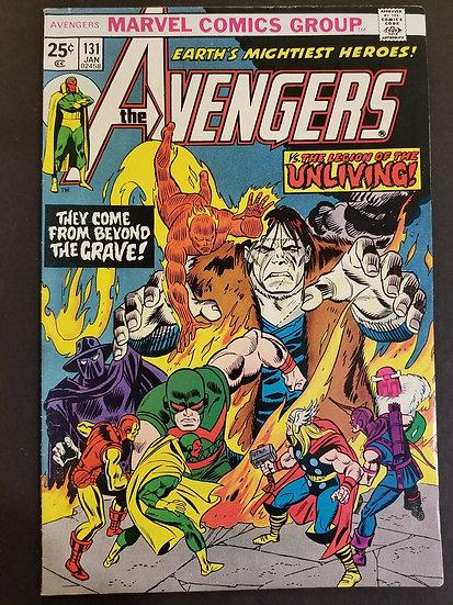 Avengers (Marvel ) #131 VF