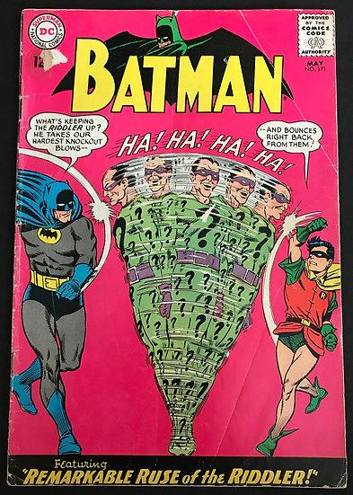 Batman 171@ CGC