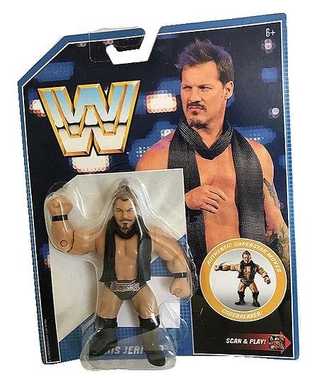 WWE Wresting Retro Series Chris Jericho Codebreaker Mattel