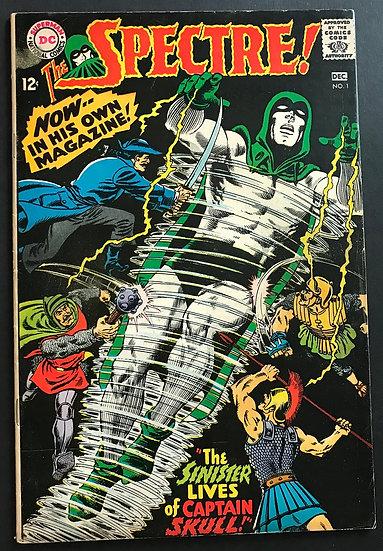 Spectre (1967 1st Series) #1 VF-