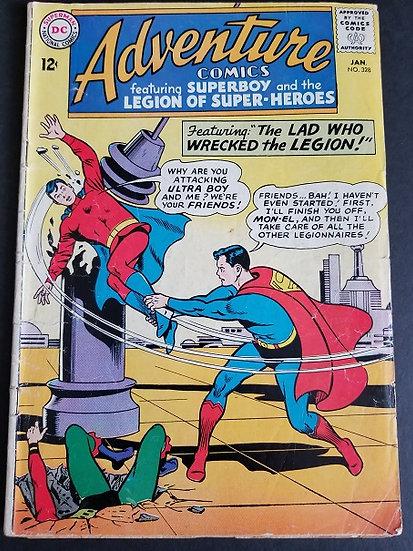 Adventure Comics (1938 1st Series) #328 VG