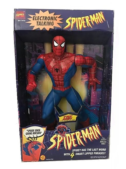 1994 Spider-Man From The New Animated Series Electronic Talking Spider-man
