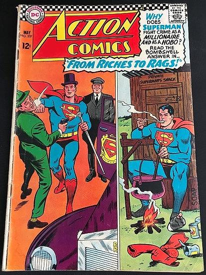 Action Comics #337 VG