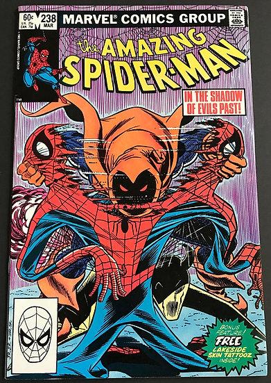 Amazing Spider-Man 238 VF- [With Tattos]