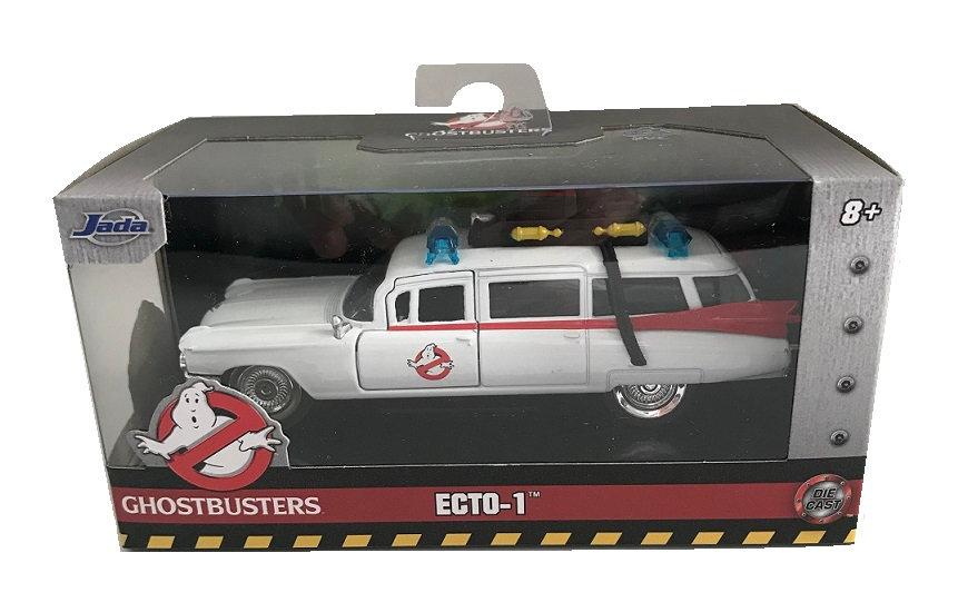 Ghostbusters ECTO-1 Die Cast Vehicle By Jada Toys