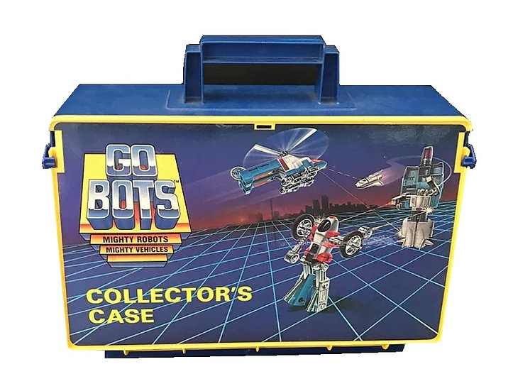 1984 Vintage Tonka Go Bots Mighty Robots Collector's Case