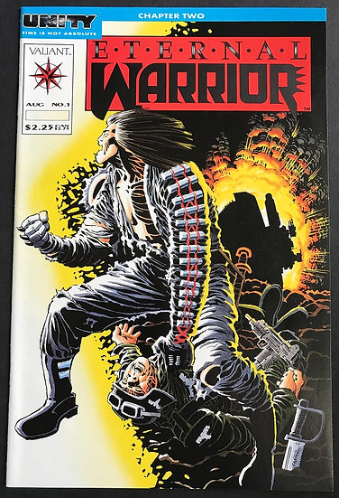 Eternal Warrior 1 NM