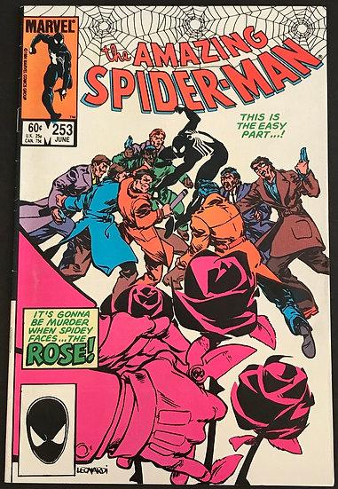 Amazing Spider-Man 253 VF-