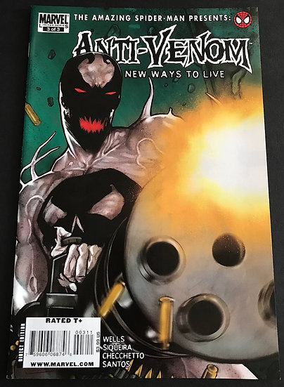 Amazing Spider-Man Presents Anti-Venom (Marvel ) #3 NM