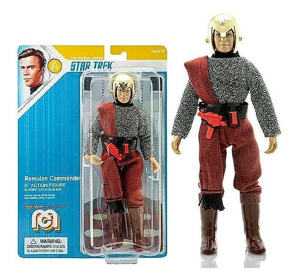 "Star Trek Romulan Commander Classic 8"" MEGO Action Figure"