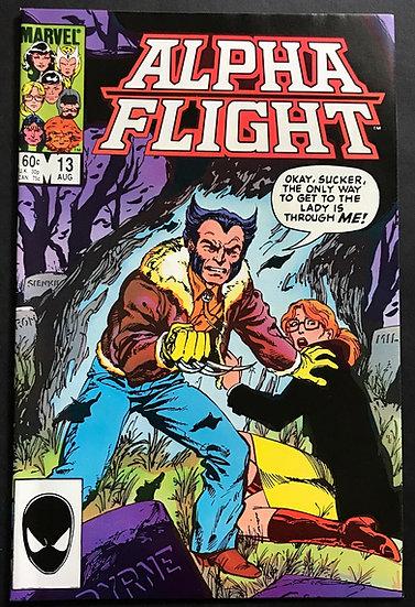 Alpha Flight #13 (Marvel) NM