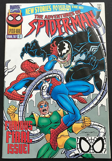 Adventures Of Spider-Man 12 VF