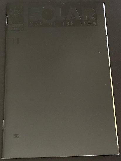 Solar Man of the Atom ( Valiant) #10 [2nd Printing]