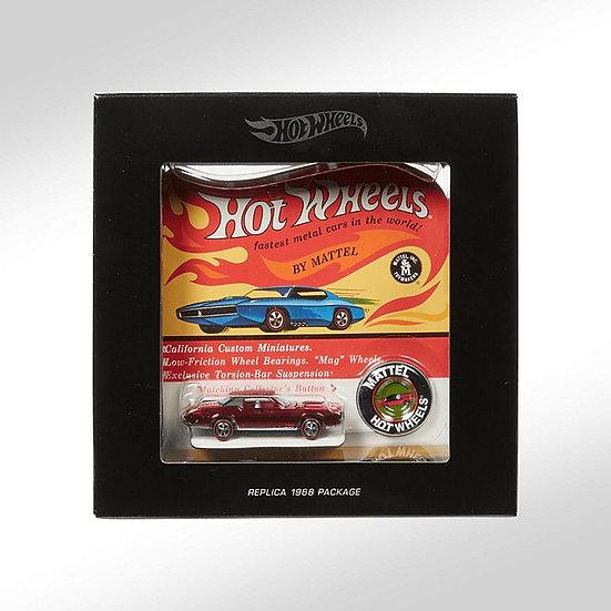 Hot Wheels Red Line Club Original 16 Custom Eldorado FNC25