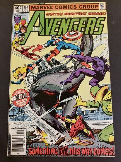 Avengers (Marvel ) #190 VF