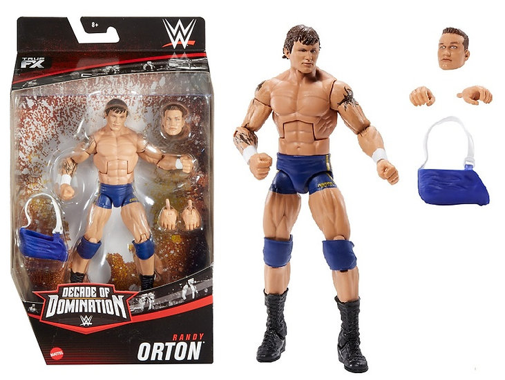 WWE Elite Collection Decade Of Domination Randy Orton [Exclusive]
