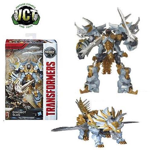 Transformers The Last Knight Premier Deluxe Dinobot Slug