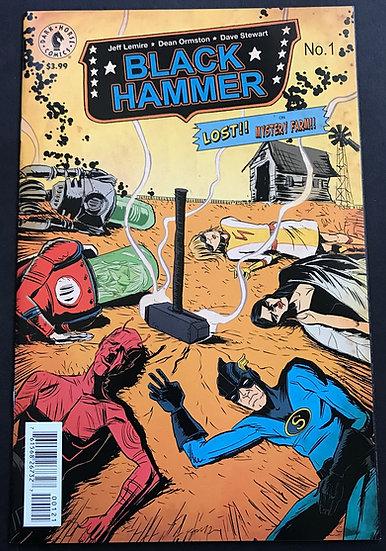 Black Hammer (2016 Dark Horse) #1B NM
