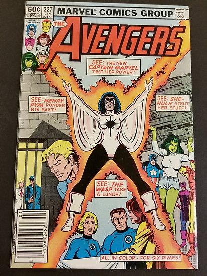 Avengers (Marvel ) #227