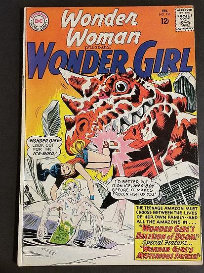 Wonder Woman (1942 1st Series DC) #152 VG+
