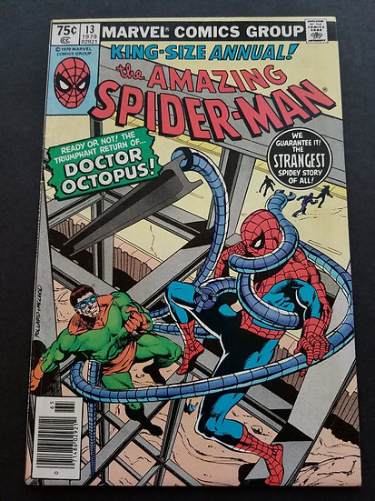 Amazing Spider-Man Annual 13 VF