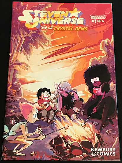 Steven Universe And The Crystal Gems (Boom) #1 NM-[Alison Strejlau Exclusive]