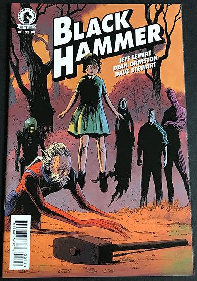 Black Hammer #1 (Dark Horse) VF