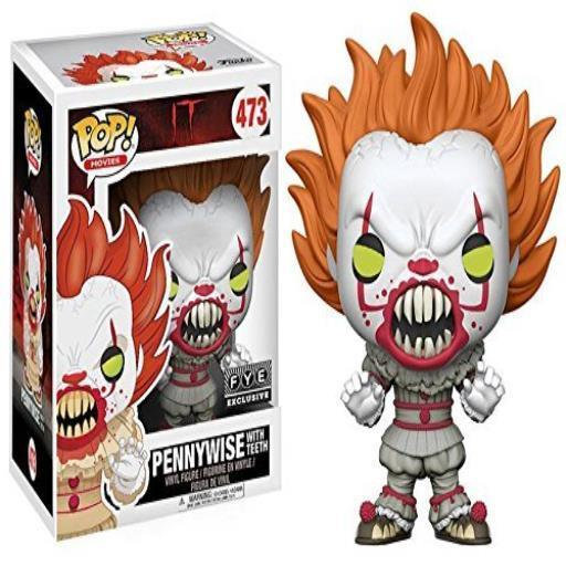 It Pennywise With Teeth 473 FYE Exclusive