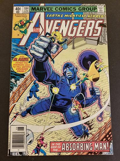 Avengers (Marvel ) #184 NM