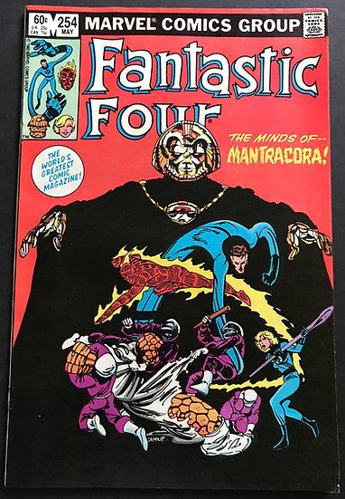 Fantastic Four (Marvel) #254 VF-