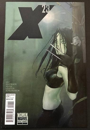 X-23 (2010 1-Shot) #1 NM-