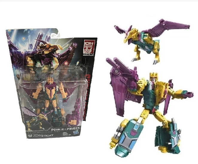 Generations Transformers Power Of The Primes Terrorcon Cutthroat