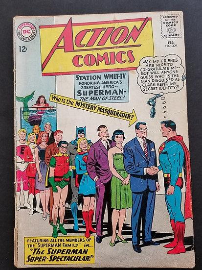 Action Comics #309 GD+