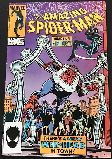 Amazing Spider-Man (1963 1st Series) #263 FN/VF