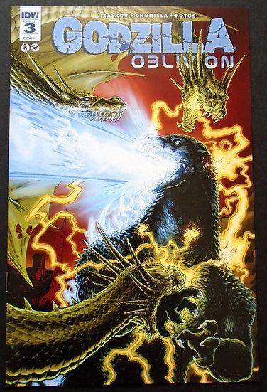 Godzilla Oblivion #3  (IDW) NM-