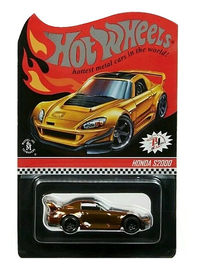 2019 Hot Wheels RLC Honda S2000