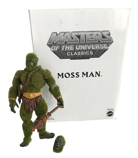 Masters Of The Universe Moss Man [Open, Loose, Used]