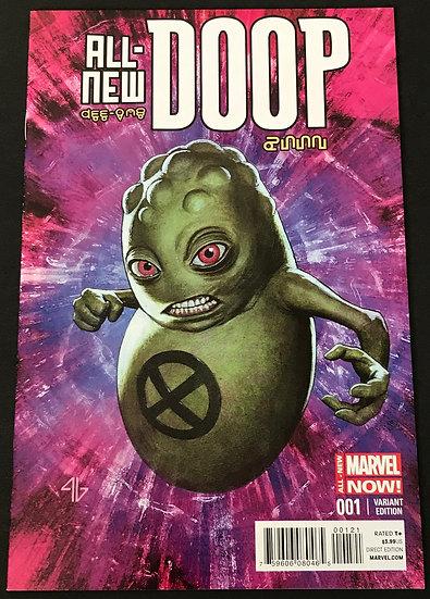 All-New Doop (Marvel) #1 [Granov Variant]