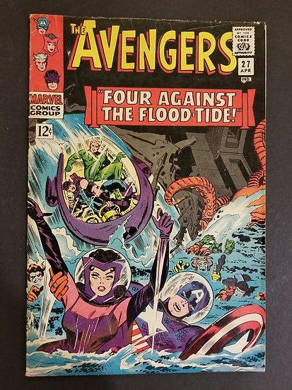 Avengers (Marvel ) #27 FN