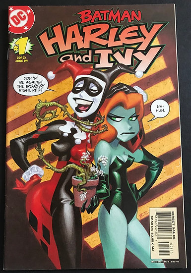 Batman Harley and Ivy (2004) #1 NM-