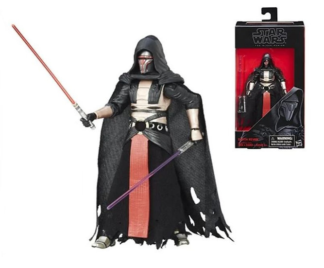 Star Wars The Black Series Darth Revan Figure