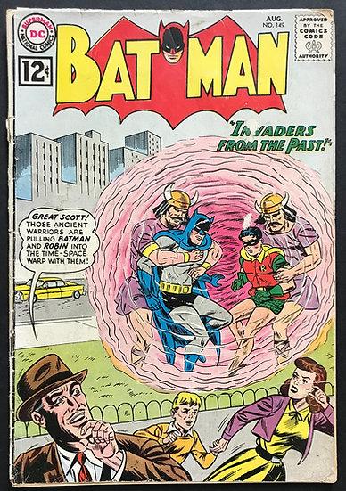 Batman (1940) #149 GD
