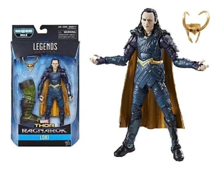 Marvel Legends Thor Ragnarok Loki Build A Figure (BAF) Hulk