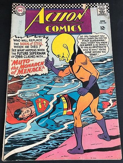 Action Comics #338 VG