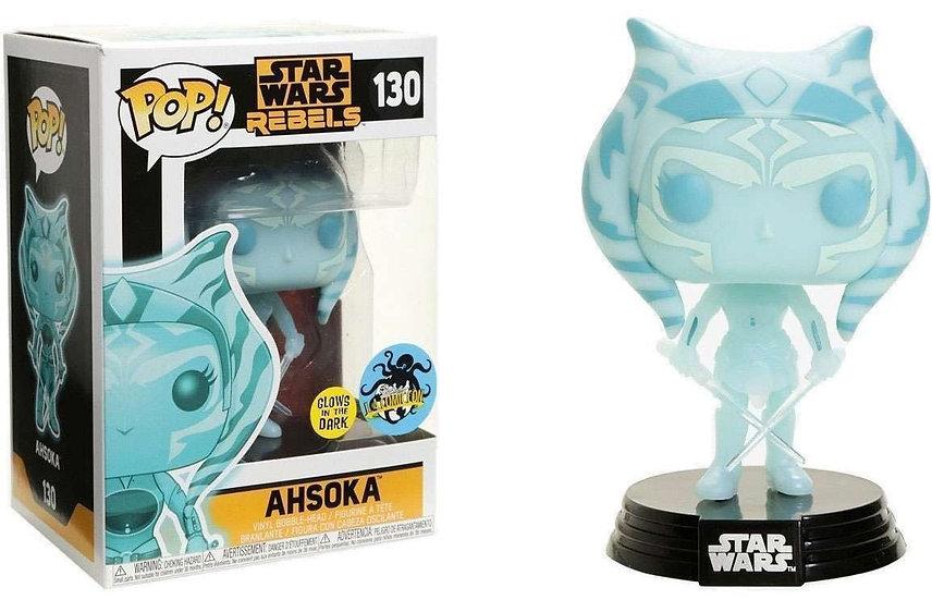 Star Wars Rebels Ahsoka 130 Glow In The Dark LA Comic Con Exclusive
