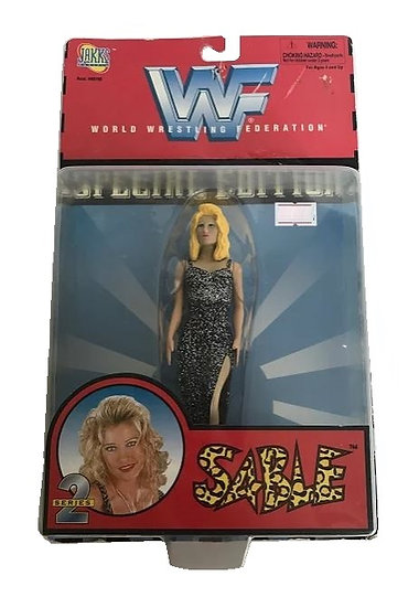 1998 WWF Special Edition Series 2 Sable Action Figure