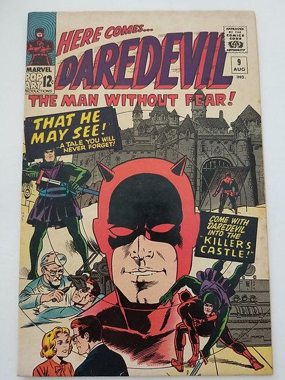 Daredevil #9 FN