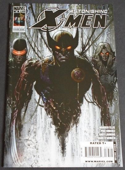 Astonishing X-Men #33 NM